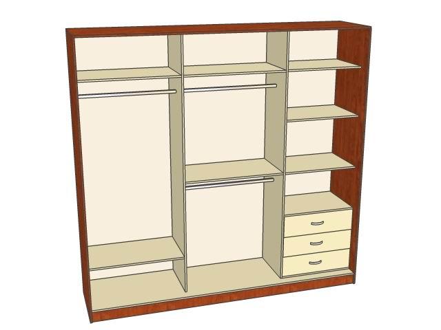 Пример дизайна мебели.